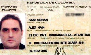 El abogado colombiano Alex Saab fue detenido este viernes