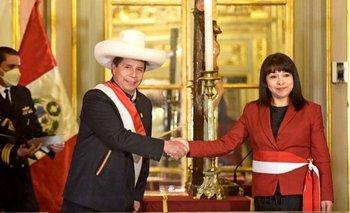 Castillo se decantó por Mirtha Vásquez, vista como moderada, para reemplazar al polémico Bellido.
