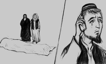 Una llamada le cambió la vida a Israr