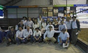 La venta se hizo en el Centro de Ventas Ganaderas Don Tito, en Tacuarembó.