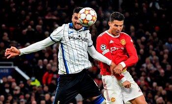 El cabezazo ganador de Cristiano Ronaldo