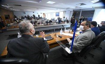 El informe final del CPI de Covid se leyó en el Senado este miércoles