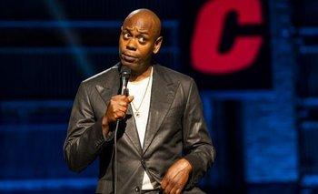 El nuevo especial del comediante David Chapelle fue lo que disparó la indignaión