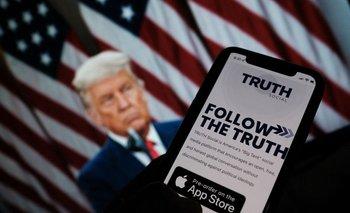 Truth Social será la nueva red social impulsada por Donald Trump