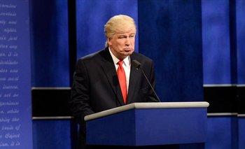 El personaje de Trump en Saturday Night Live es uno de los más reconocidos de Baldwin