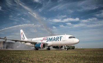 Los vuelos se realizarán en aviones Airbus 320 de 186 plazas