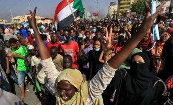 Los militares dieron un golpe de Estado en Sudán el lunes