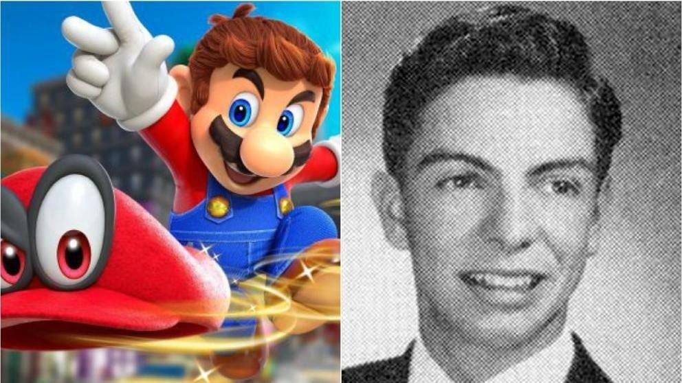 Mario Segale murió, el hombre que inspiró a Super Mario.