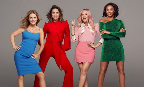 Las Spice Girls vuelven a los escenarios, pero con una baja