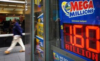 El boleto ganador del Mega Millions fue comprado en Carolina del Sur, que cobrará 7% en impuestos, dejándole al afortunado jugador cerca de US$606 millones, si decide la opción de pago de un solo depósito.