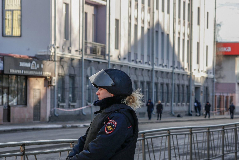 Autoridades de seguridad de Rusia salvan el Mundial 2018