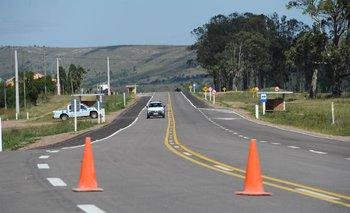 Inauguración primer tramo Ruta 8