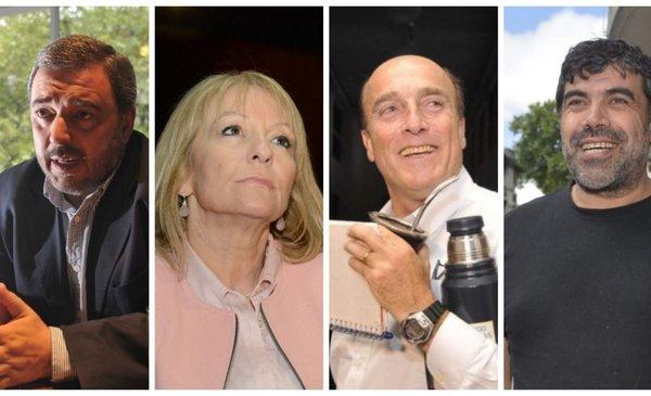 Plenario del FA nominó precandidatos presidenciales sin la postulación de Mujica