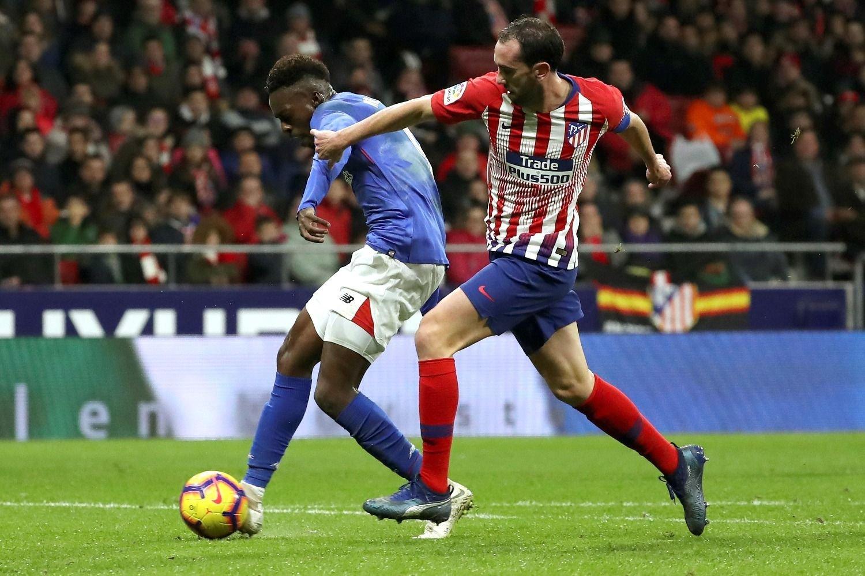 Atlético de Madrid obtiene agónica victoria por 3-2 sobre Athletic Bilbao