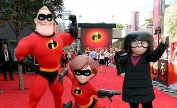 """""""Los Increíbles 2"""" y el """"Hombre hormiga"""" impulsaron las ganancias de Disney."""