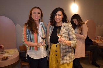 Natalia Castiglioni y Loreley Turielle