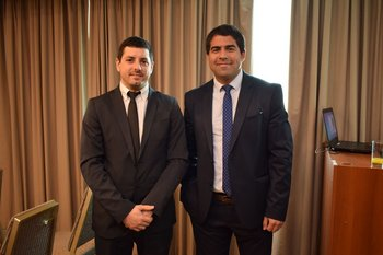 Renato Mionetto y Fernándo García