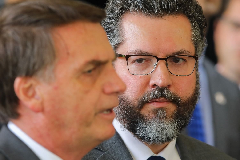 El canciller elegido por Bolsonaro es un admirador de Trump