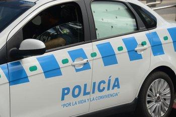 Los policías fueron hasta el lugar de los hechos tras recibir la llamada de un denunciante