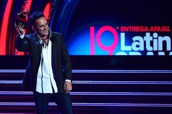 Drexler ganó tres Latin Grammy en 2018