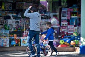 Es habitual que el Día del Niño en Uruguay sea el tercer domingo del mes de agosto.
