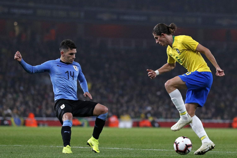 Argentina, Brasil y Uruguay, cabezas de serie — Copa América