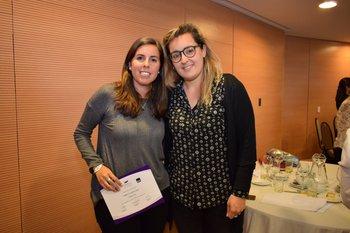 Nataly Pizzo y Antonela García