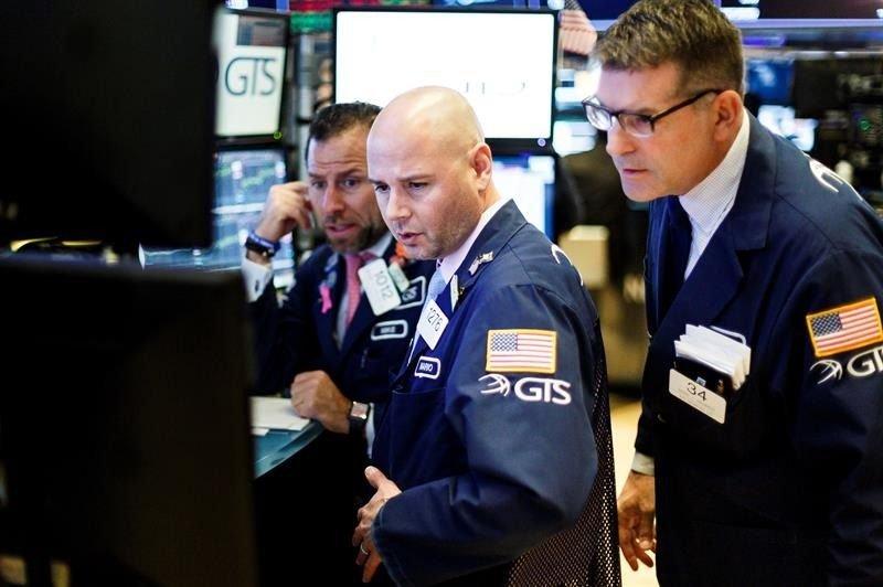 Las acciones argentinas cayeron este lunes un 6% — Wall Street