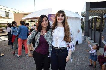 Sandra Sagaria y Macarena Marroche