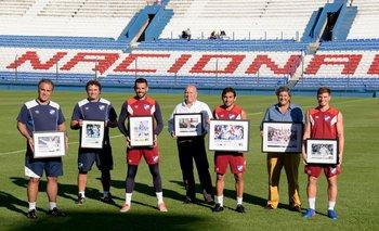 Nacional acaparó los premios en 2016 en Fútbolx100