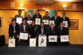 Los ganadores de Fútbolx100 del Campeonato Uruguayo 2009-2010