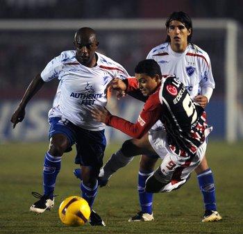 Óscar Javier Morales, mejor jugador de la temporada 2005