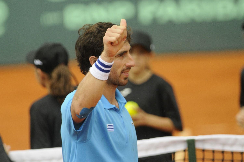 Pablo Cuevas se clasificó a semifinales del Cordoba Open