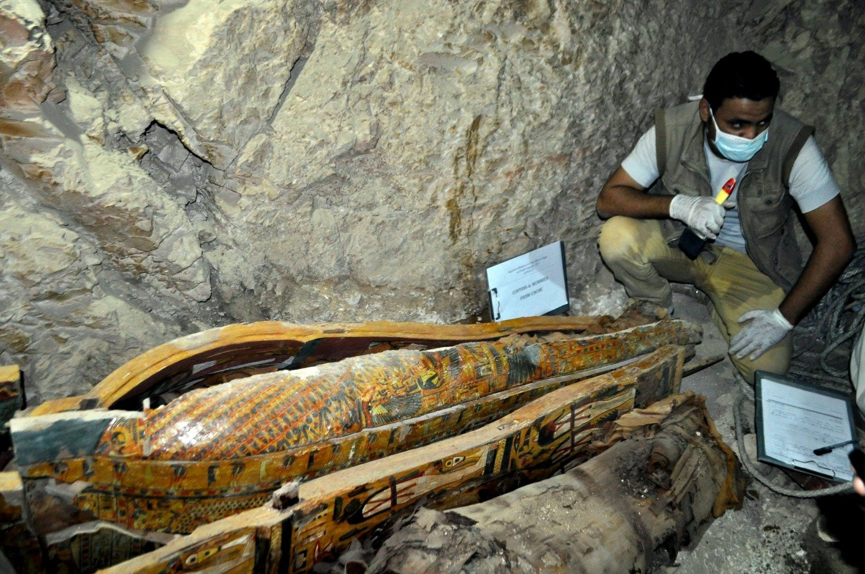 Egipto sigue revelando secretos: descubren tumba de más de 3.000 años