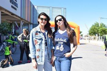 Mariana Cosentino y Kamila Martines