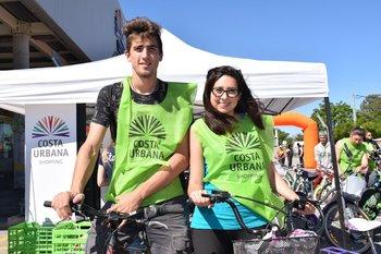 Aaron Bustelo y Anna Brancatti