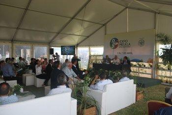 El lanzamiento fue realizado en el propio predio de Expo Melilla
