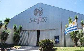 Centro de Ventas Ganaderas Don Tito