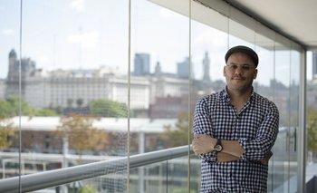 Eddie Rodriguez, fundador y CEO de Tambero.com