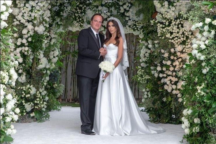 Tiempos... de boda; se casa con modelo israelí — Quentin Tarantino