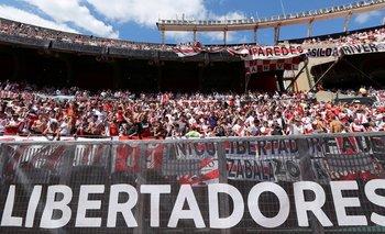 En Argentina ha causado indignación el traslado de la sede de la final de la Copa Libertadores de América a Europa
