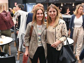 Valentina Loza y Carolina García