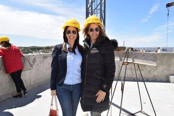 Alejandra Zapata y Daniela Suárez