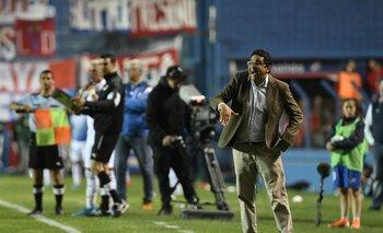 Danielo Núñez, técnico de Cerro Largo.