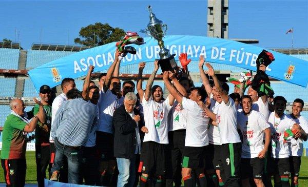 Después de 15 años de amarguras, Deportivo Maldonado lloró de felicidad - El Observador