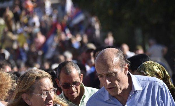 """El abominable de Santa Catalina y el bozal de """"los derechos"""" - El Observador"""