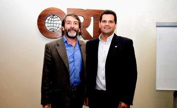 Luis Silva Domingo y Santiago Machado