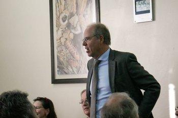 Embajador de Portugal Nuno de Mello Bello