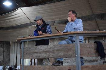 Alejandro y Gerardo Zambrano.