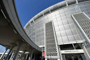 El nuevo Arena Ferenc Puskas